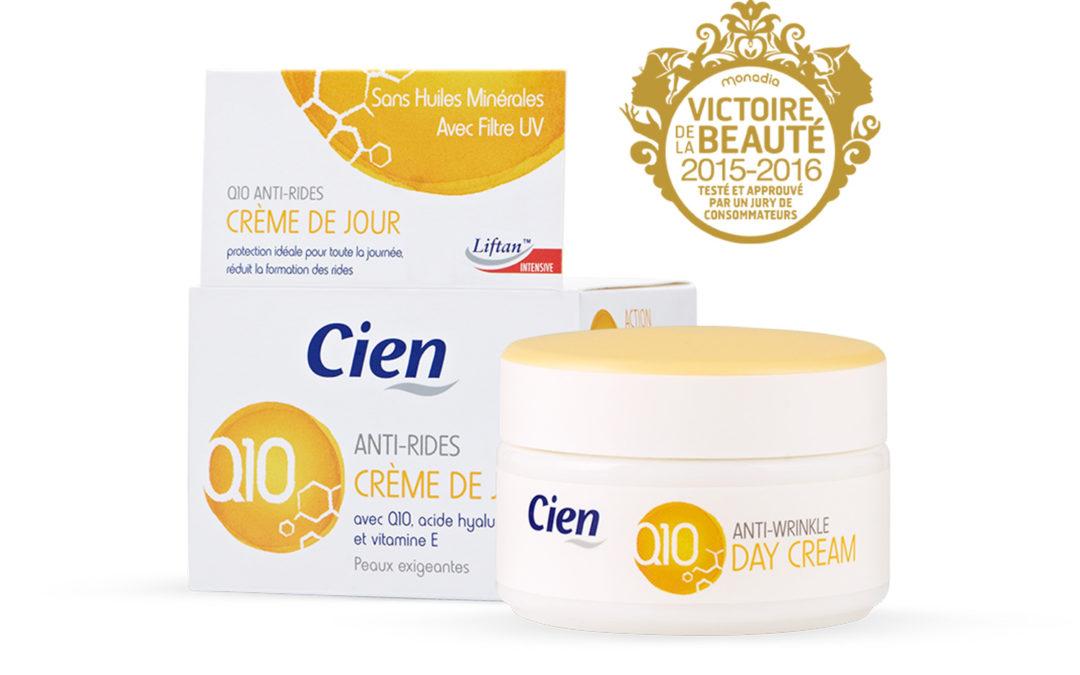 J'ai testé la crème Cien Q10 de Lidl