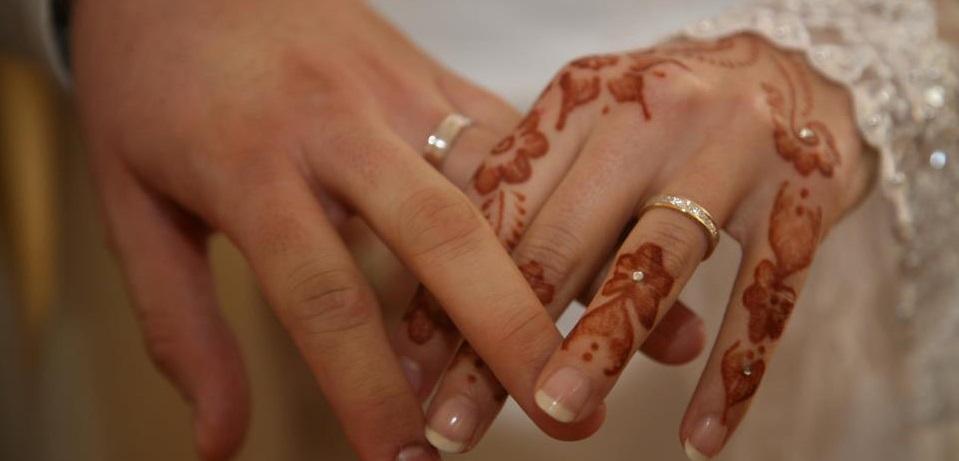 Les traditions du mariage algérien