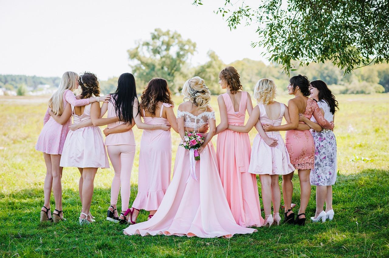 robe mariage morphologie